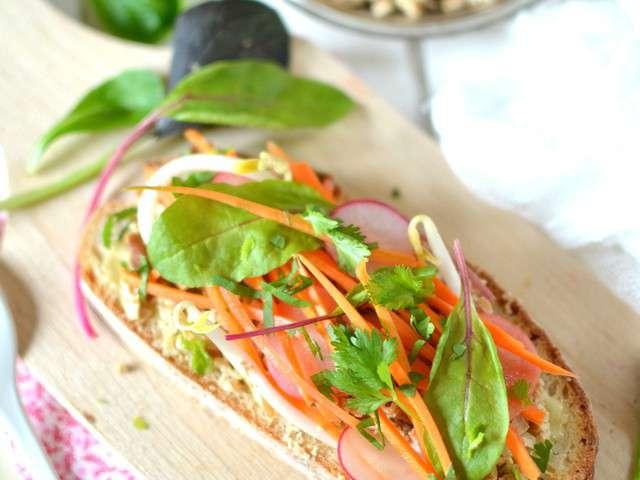 Recettes de b nh m et cuisine v g tarienne - Blog cuisine vegetarienne ...