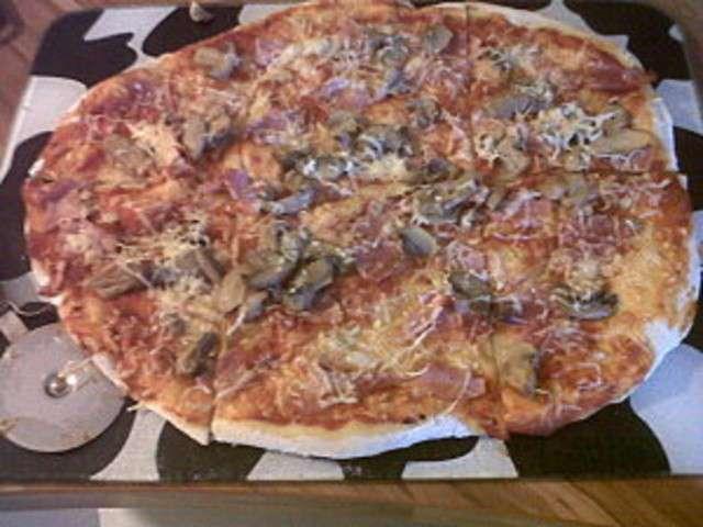 les meilleures recettes de p 226 te 224 pizza et chignons