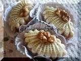 chekla aux amandes « gâteau algérien aux amandes » avec photos