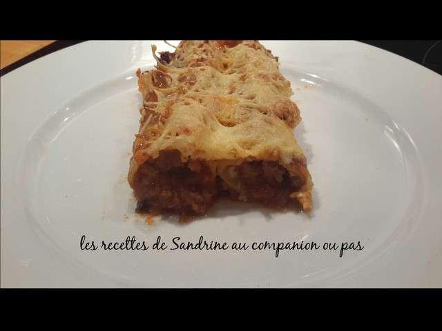 Recettes de cannelloni et farcis - Cuisine italienne cannelloni ...