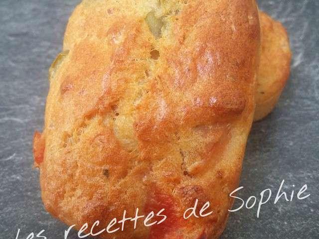 Cakes De Sophie Au Poivrons
