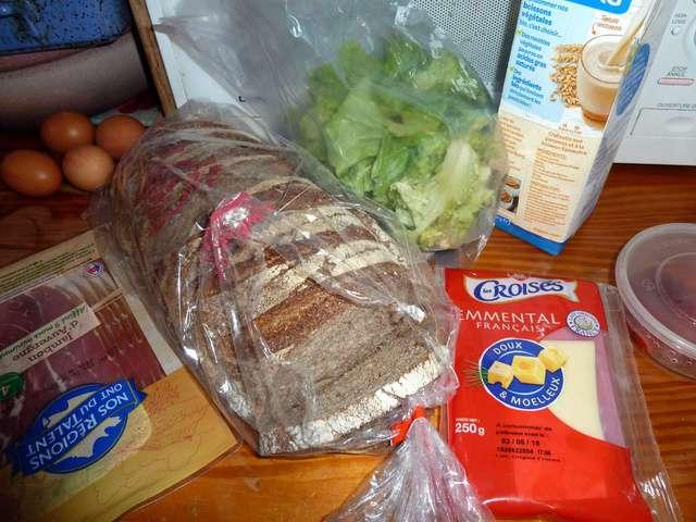 Recettes de jambon cru - Placard bas cuisine ...
