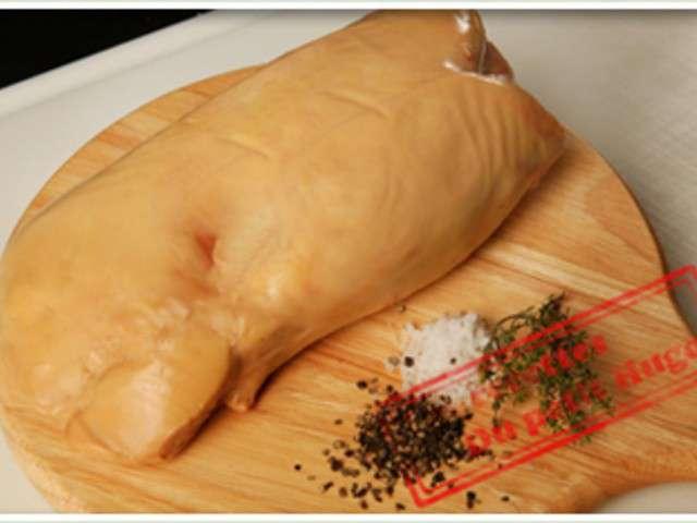 Les meilleures recettes de foie gras cru - Comment cuisiner le foie gras cru ...
