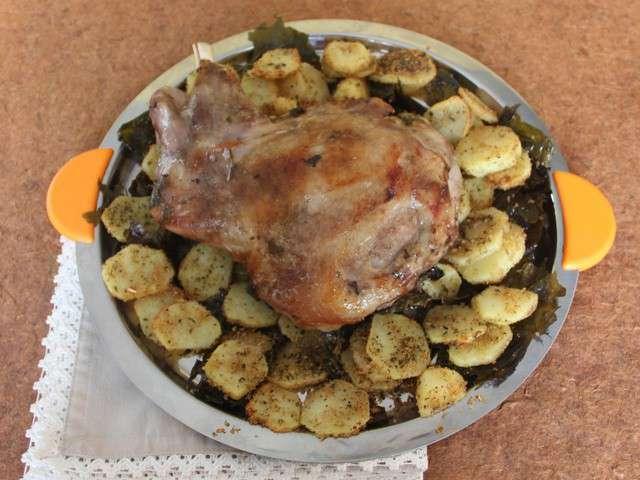 Recettes d 39 paule d 39 agneau et agneau au four - Cuisiner une epaule d agneau ...