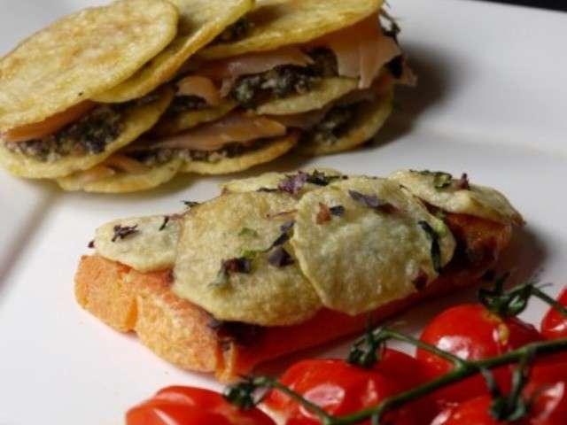 Les meilleures recettes de pesto et saumon 3 - Cuisiner les pommes de terre de noirmoutier ...