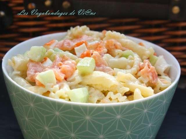 recettes de surimi et concombre 2