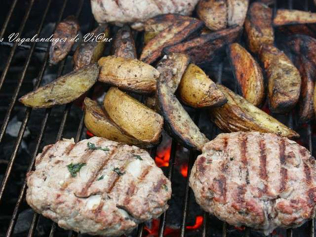 Les meilleures recettes de barbecue 10 - Accompagnement barbecue pomme terre ...