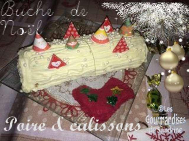 Recettes de Noël de Les gourmandises de Sandrine