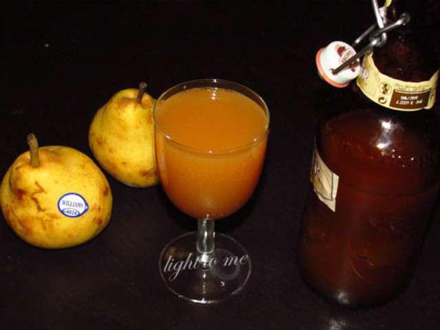 Recettes de cidre et pomme 10 for Alcool de poire maison