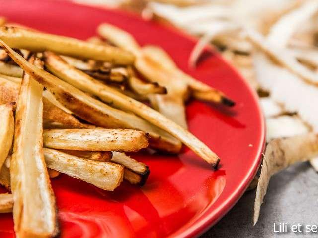 Recettes de frites de lili et ses recettes la cuisine - La cuisine de lili ...