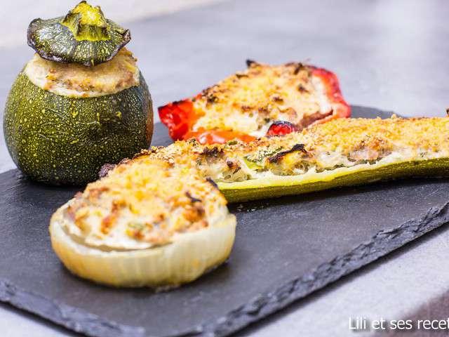 Recettes de farcis de lili et ses recettes la cuisine - La cuisine de lili ...