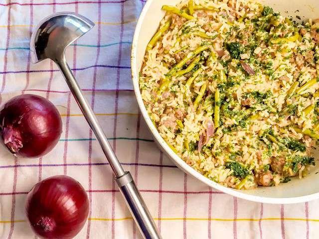 Recettes de riz de lili et ses recettes la cuisine - La cuisine de lili ...