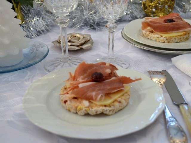 Recettes de buffet 4 - Idee buffet reveillon nouvel an ...