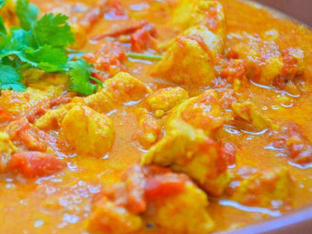 Recette Cake Courgettes Poulet Curry