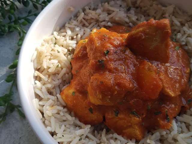 recettes de poulet au curry et curry. Black Bedroom Furniture Sets. Home Design Ideas