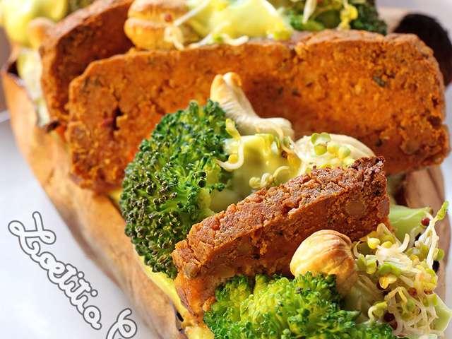 Recettes de cuisine vegane de loetitia cuisine 2 for Ecole de cuisine geneve