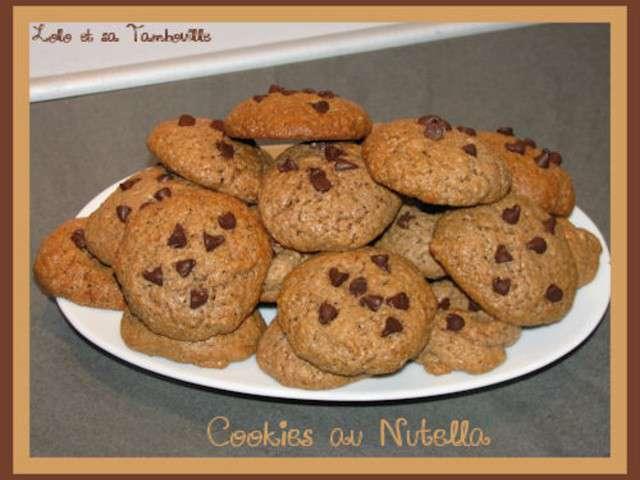 Recettes de cookies et nutella 8 - Recette de cookies au nutella ...
