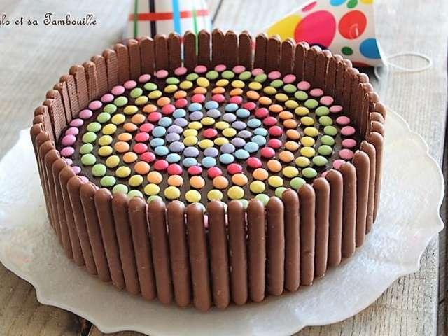 Recettes De Gâteau Danniversaire Au Chocolat