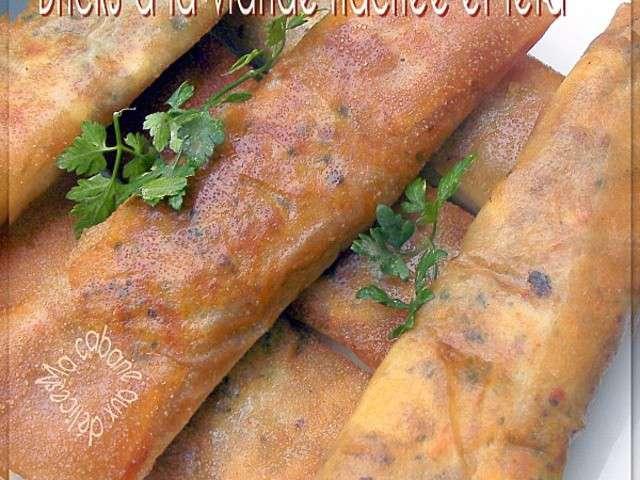 Recettes de recette algerienne et viande for Notre cuisine algerienne