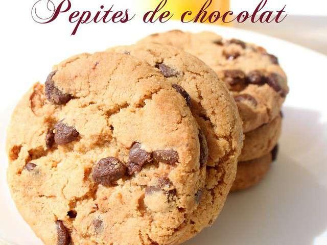 Les meilleures recettes de cookies et beurre de cacahu te - Cookies beurre de cacahuete ...