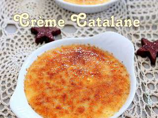 Creme catalane de Laurent Mariotte