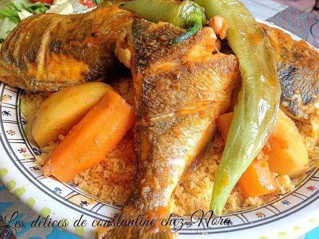 Recettes de couscous tunisien - Comment cuisiner les haricots rouges ...