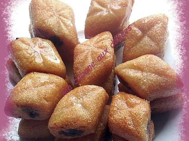 Recettes de gateau arabe - Recette de cuisine tunisienne facile et rapide en arabe ...