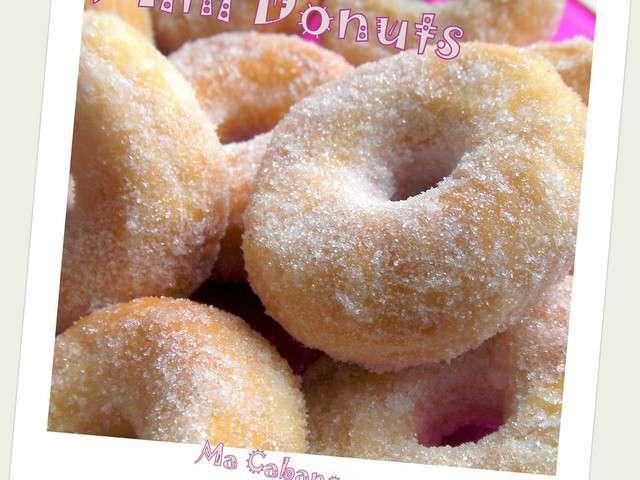 Recettes de beignets et carnaval - Recette beignet au sucre moelleux ...