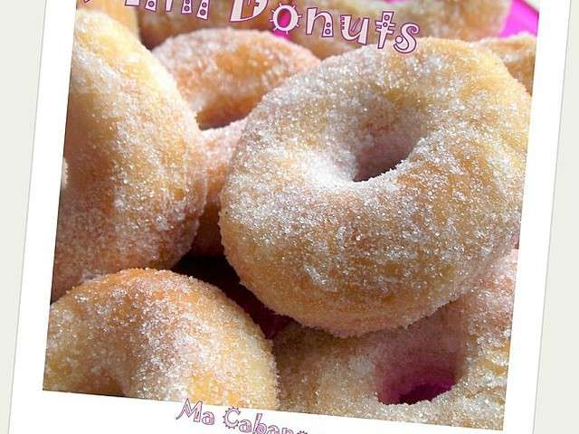 les meilleures recettes de donuts. Black Bedroom Furniture Sets. Home Design Ideas