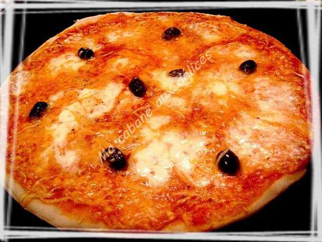 Recettes de pate a pizza fine - Recette pate a pizza italienne fine ...
