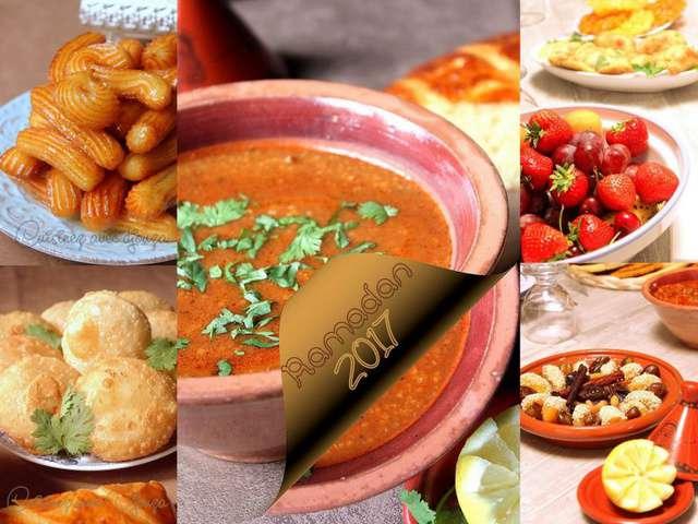 Recettes de cuisine ramadan - Cuisine maghrebine pour ramadan ...