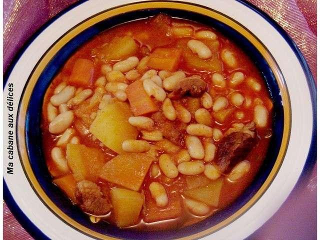 Recettes de tajine loubia - Cuisine recette algerien ...