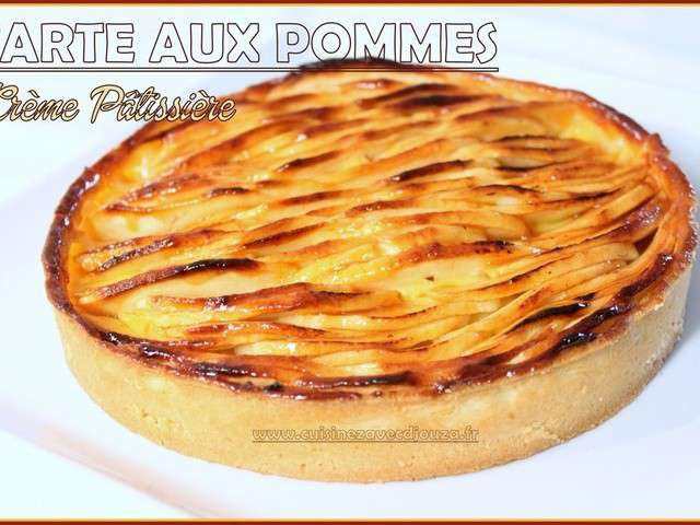 recettes de p te sabl e et tarte aux pommes 2. Black Bedroom Furniture Sets. Home Design Ideas