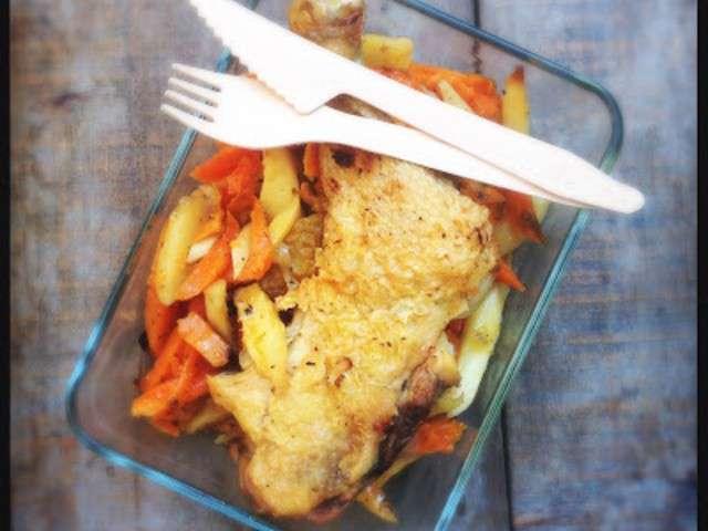 Recettes de poulet au four et cuisine au four 2 - Cuisine poulet au four ...