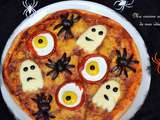 Halloween is back : pizza encHANTEE ou enSORcellée