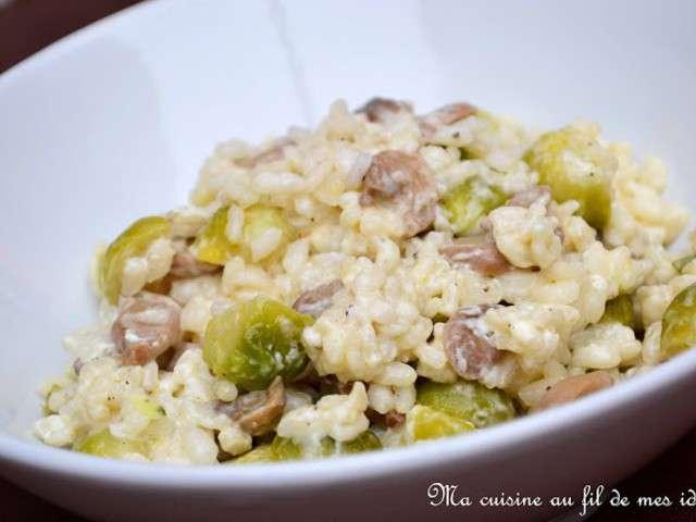 Recettes de choux de bruxelles - Cuisine au mascarpone ...
