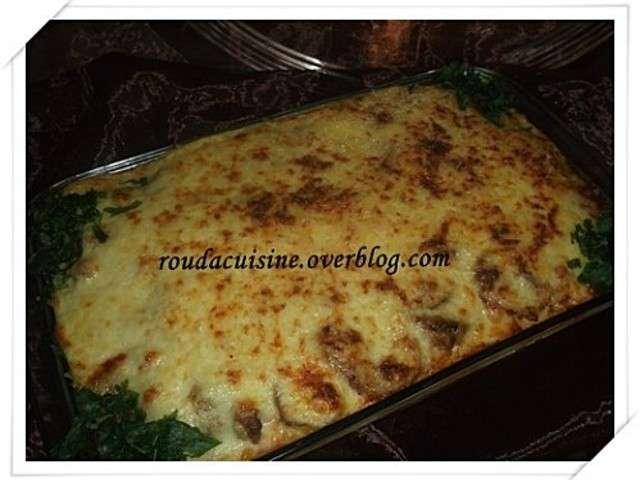 Recettes de moussaka de ma cuisine d 39 hier et d 39 aujourd 39 hui for Blog de cuisine