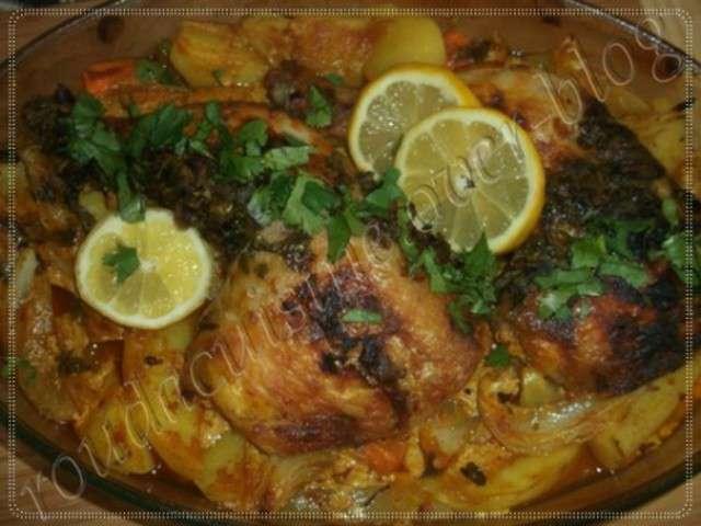 Recettes de poulet de ma cuisine d 39 hier et d 39 aujourd 39 hui - Cuisine d hier et d aujourd hui ...