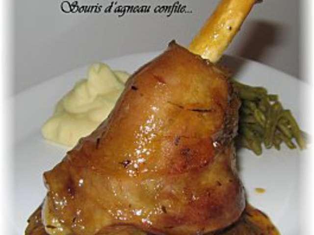 Les meilleures recettes de souris d 39 agneau 2 - Comment cuisiner les souris d agneau ...