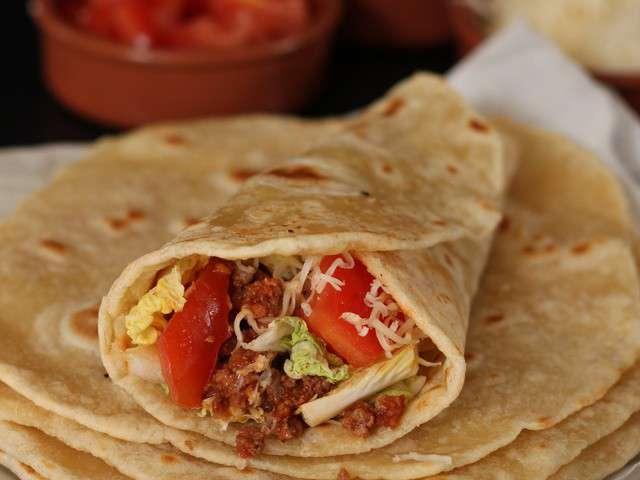 Recettes de bl et tortillas - Cuisine mexicaine tortillas ...
