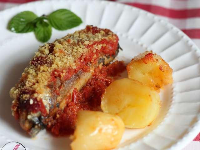 Recettes de sardines de ma cuisine du dimanche - Blog cuisine sicilienne ...
