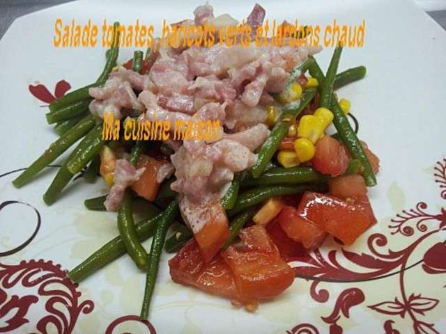 Recettes de haricots verts et lardons 2 - Quels sont les meilleures varietes d haricot vert ...