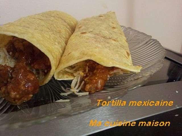 Recettes de tortillas de ma cuisine maison - Cuisine mexicaine tortillas ...