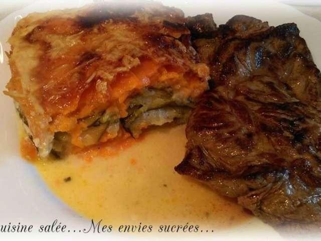Recettes de patate douce et courgettes - Quand recolter les patates douces ...