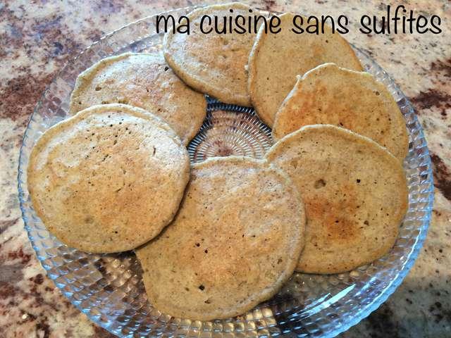 Recettes de blinis et cuisine sans gluten - Recettes cuisine sans gluten ...
