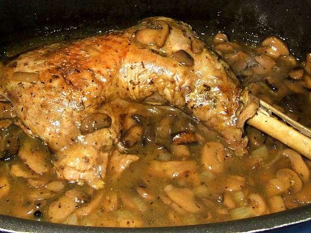 Recettes de cuisse de dinde - Cuisine cuisse de dinde ...