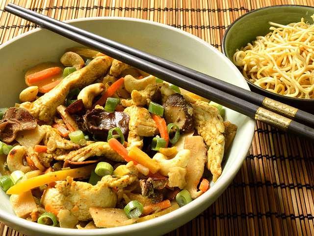 Recettes de poulet de ma cuisine sant - Blog recette de cuisine asiatique ...