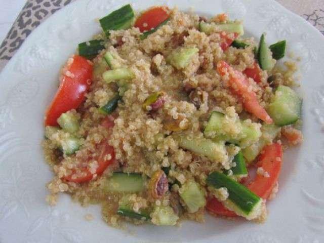 Recettes de quinoa de ma cuisine tout simplement for Cuisine quinoa