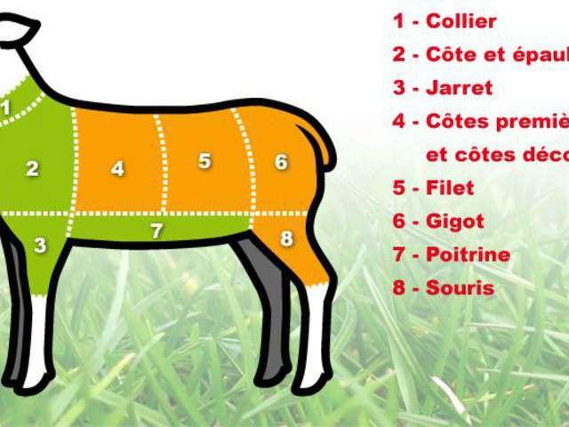 Recettes de jarret d 39 agneau - Comment cuisiner les souris d agneau ...