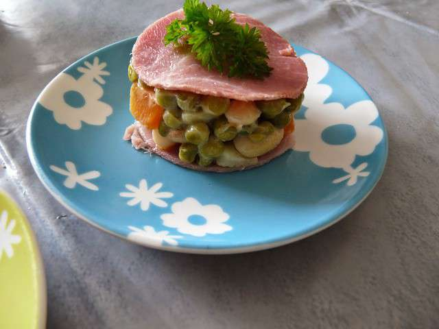 Recettes de jambon de ma petite cuisine au fil des jours - Ma petite cuisine by audrey ...